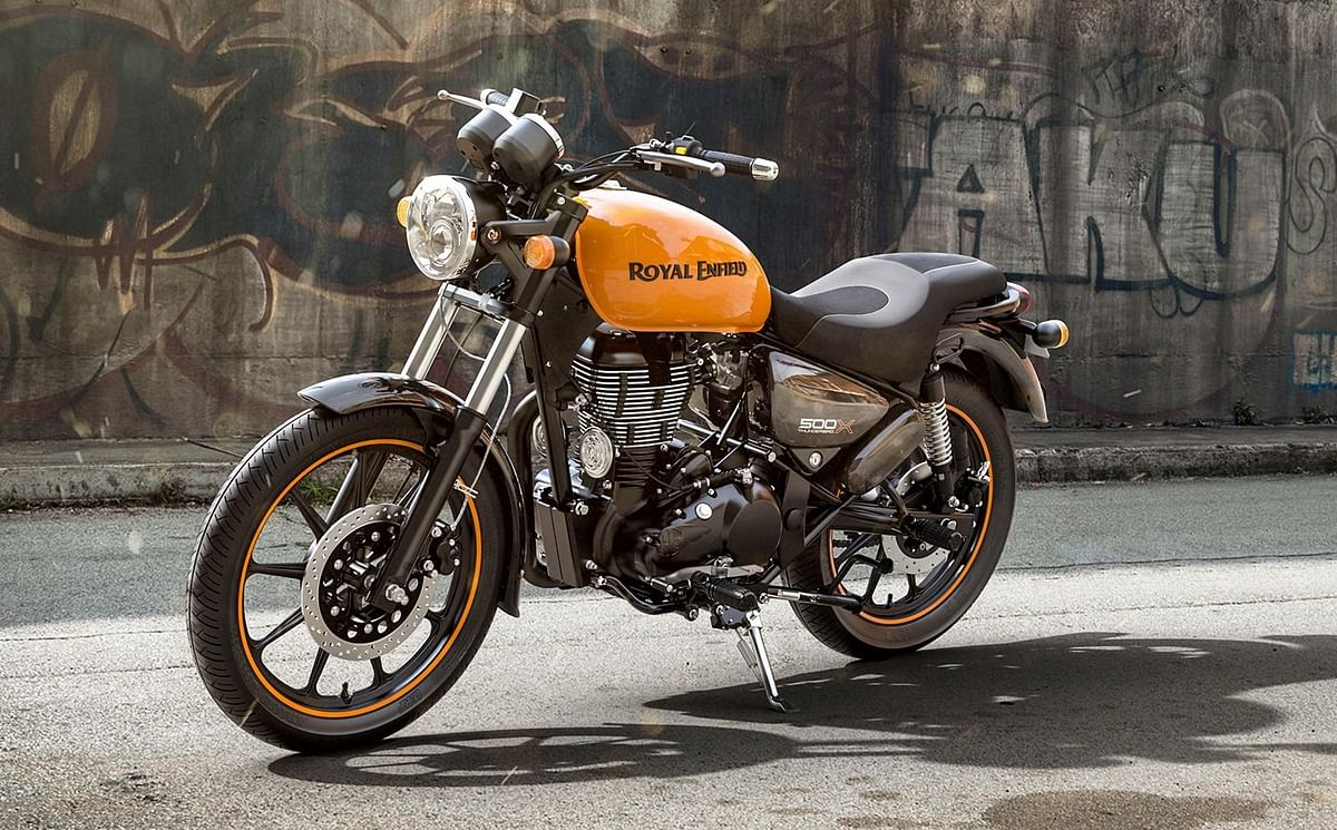 Royal Enfield launches Thunderbird X models