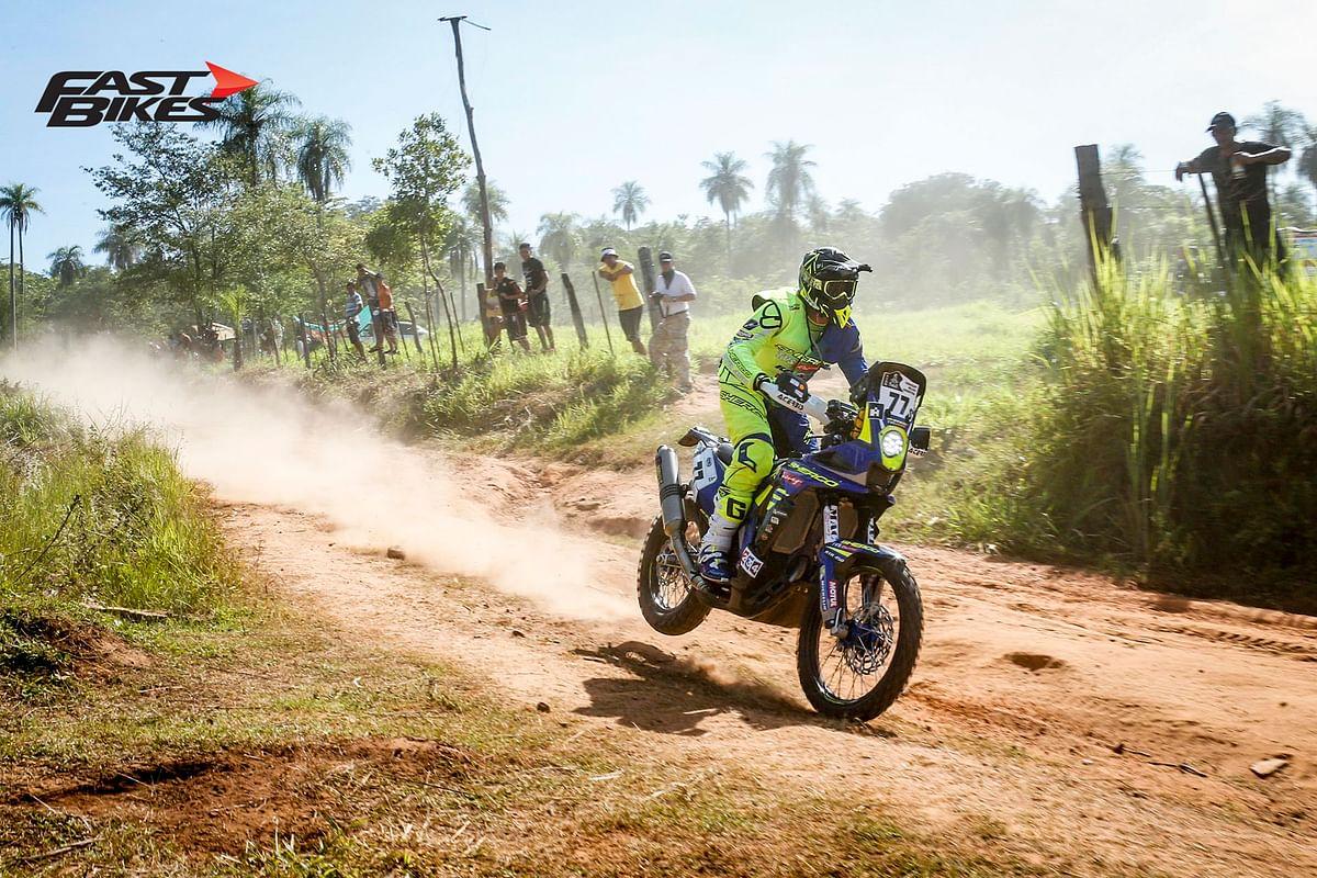 Dakar 2017: Tough day for Sherco TVS