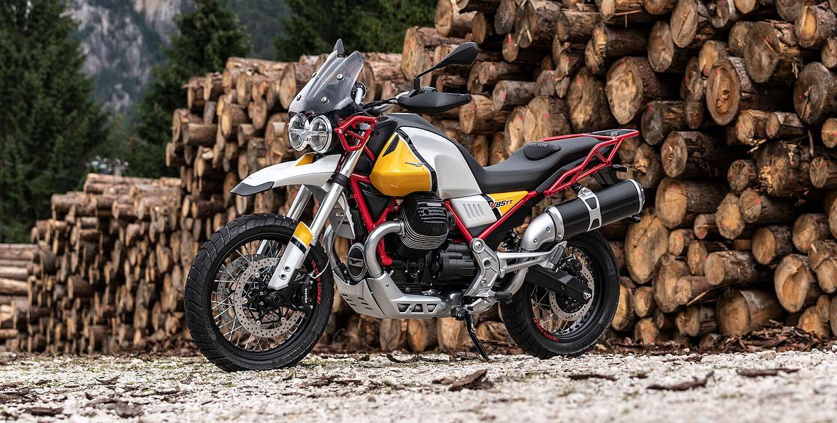 Intermot 2018: Moto Guzzi V85 TT unveiled