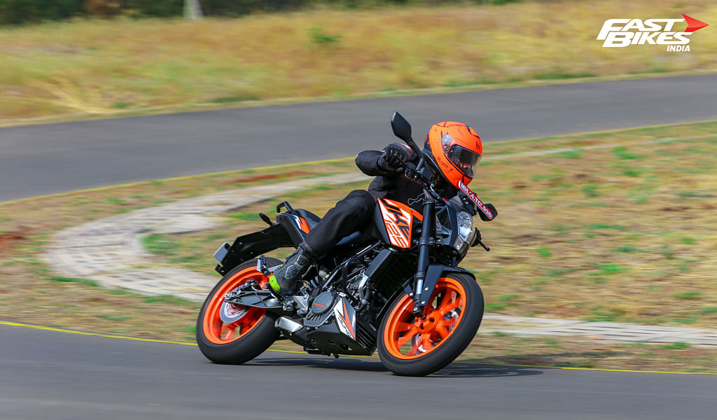 Test ride review: KTM 125 Duke