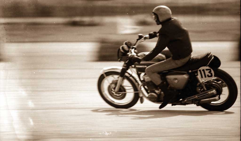 Open Unlimited Class – Sholavaram 1974, a glimpse of India's motorcycling history