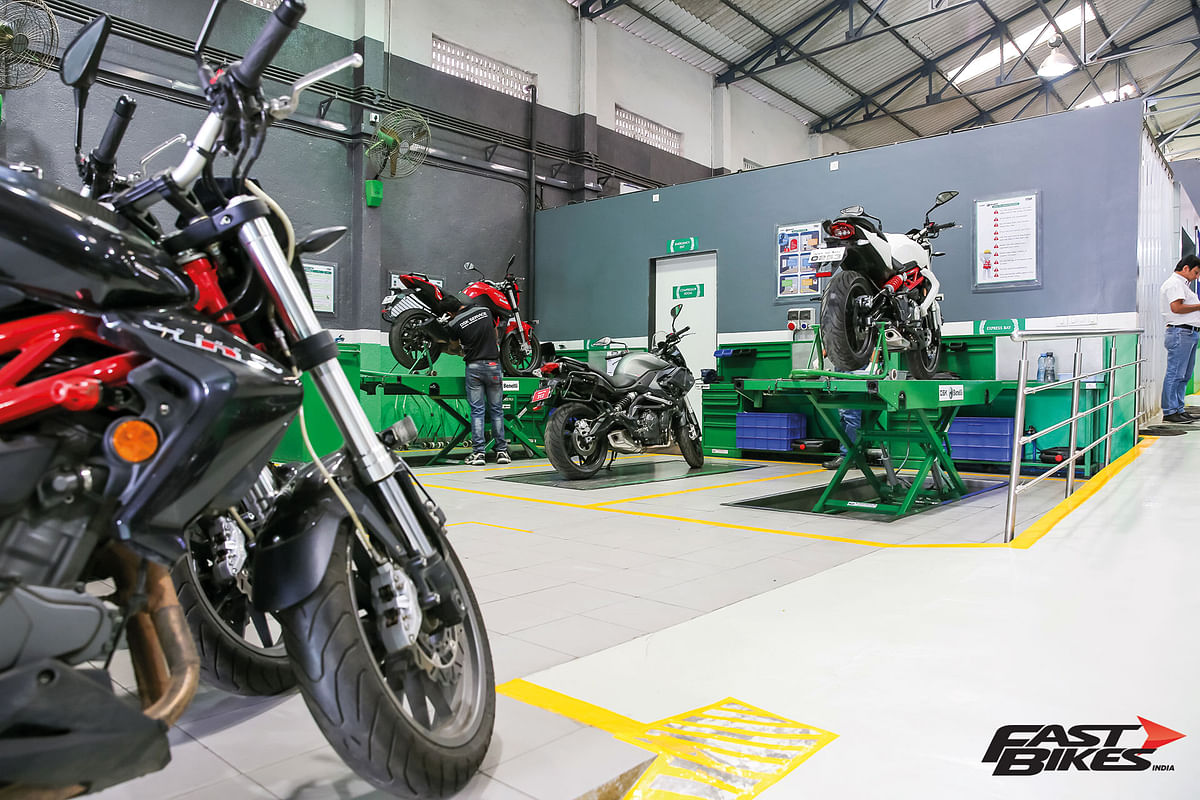 Chasing human excellence at DSK Benelli's Technical Centre, Pune