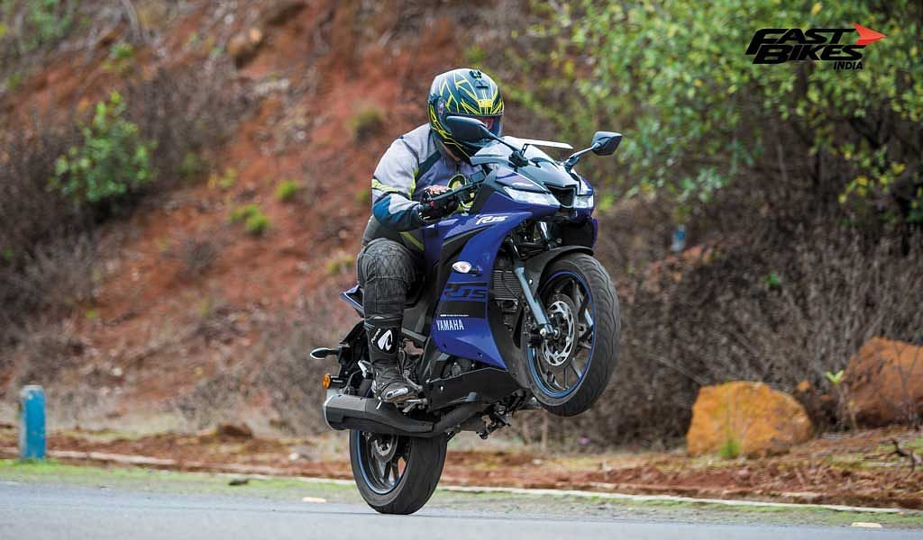 Yamaha YZF-R15 generations: Tracing the evolution of India's favorite entry level sports bike