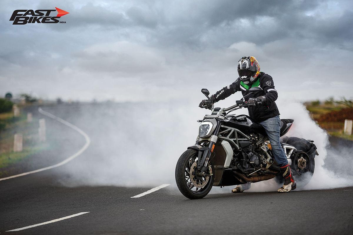 Ducati XDiavel S: The Devil's Advocate