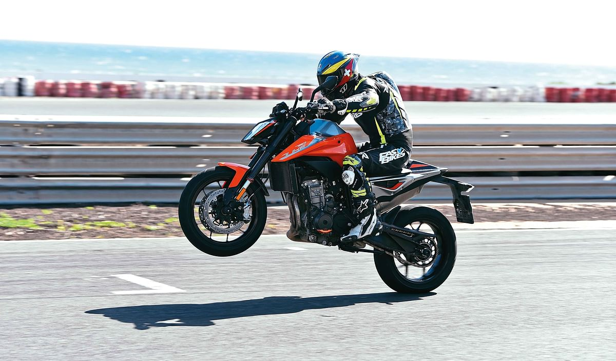 Test ride review: The fun, fast, fierce and friendly KTM 790 Duke