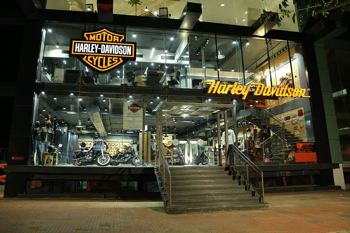 Harley-Davidson inaugurates a new dealership in Bengaluru