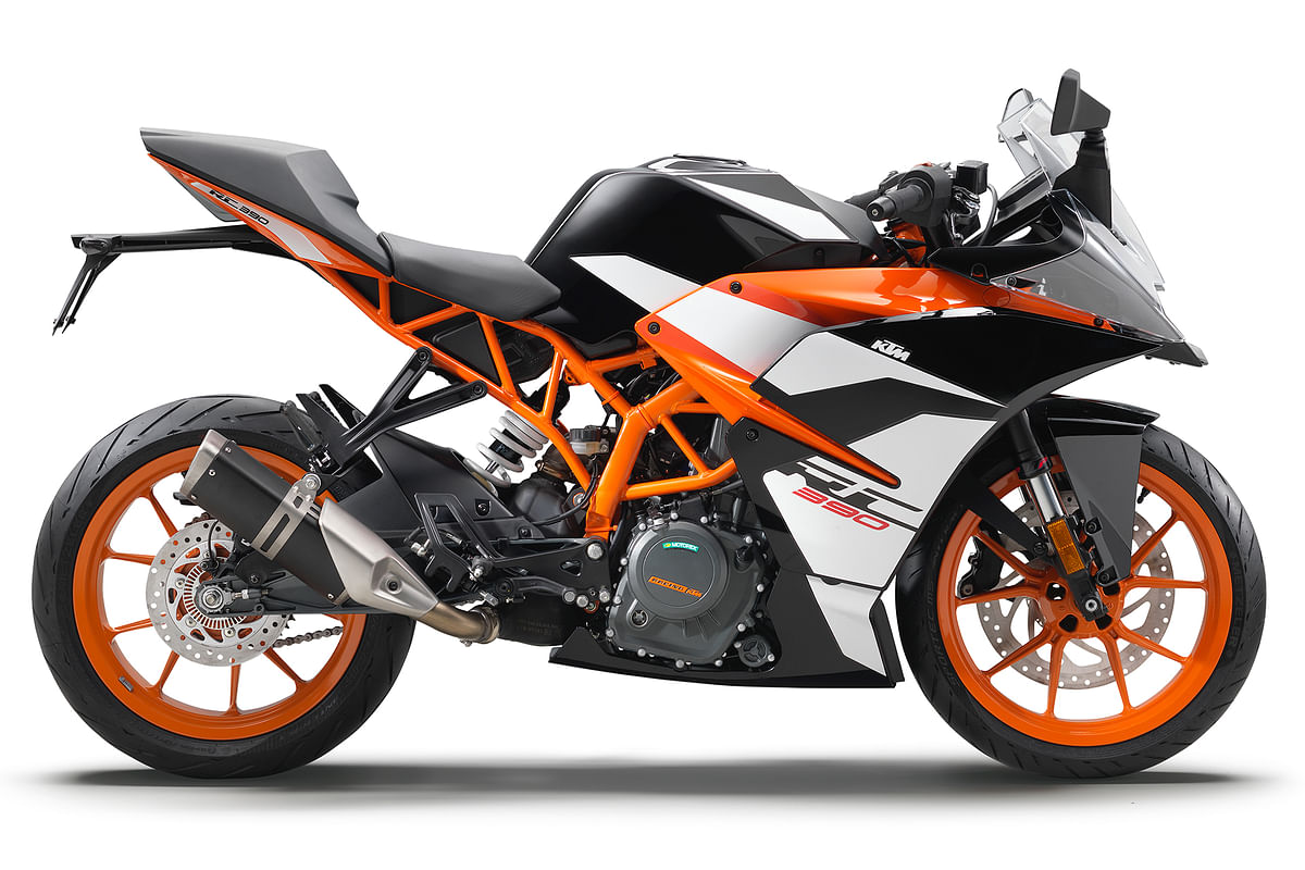Updated KTM RC twins launched!