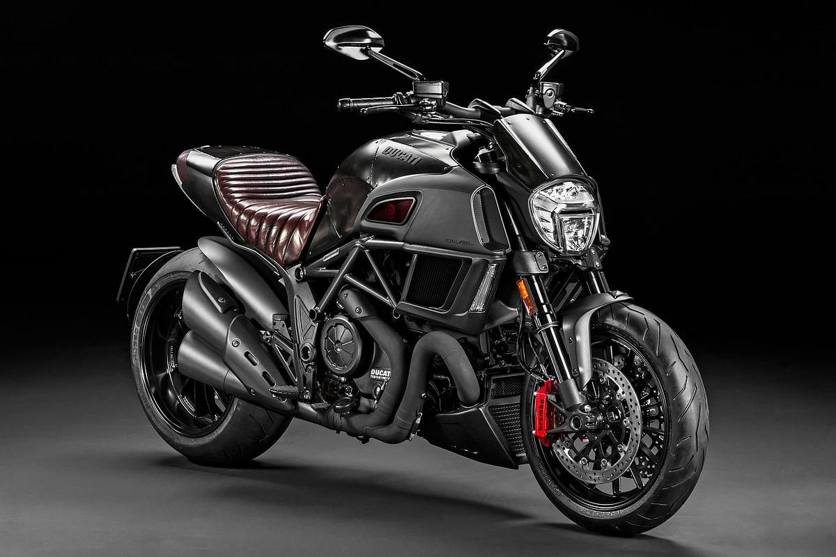 Ducati Diavel Diesel deliveries begin in India