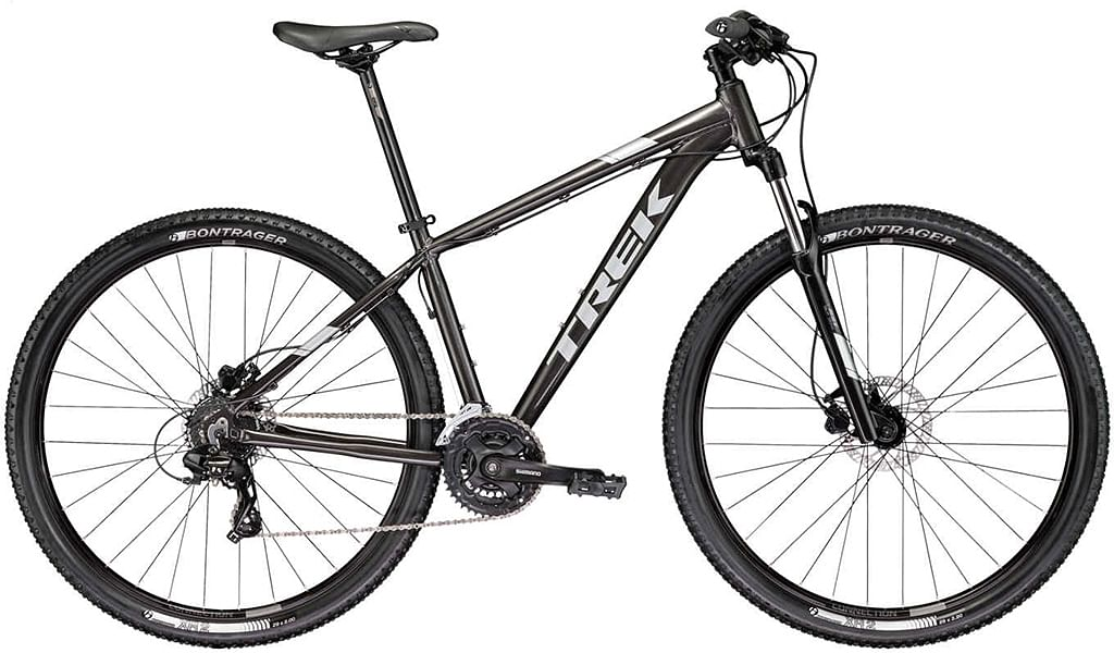 Mountain bikes from Trek