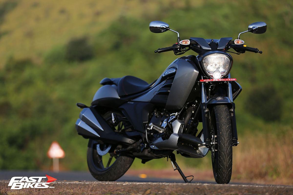 Suzuki launches the Intruder in India
