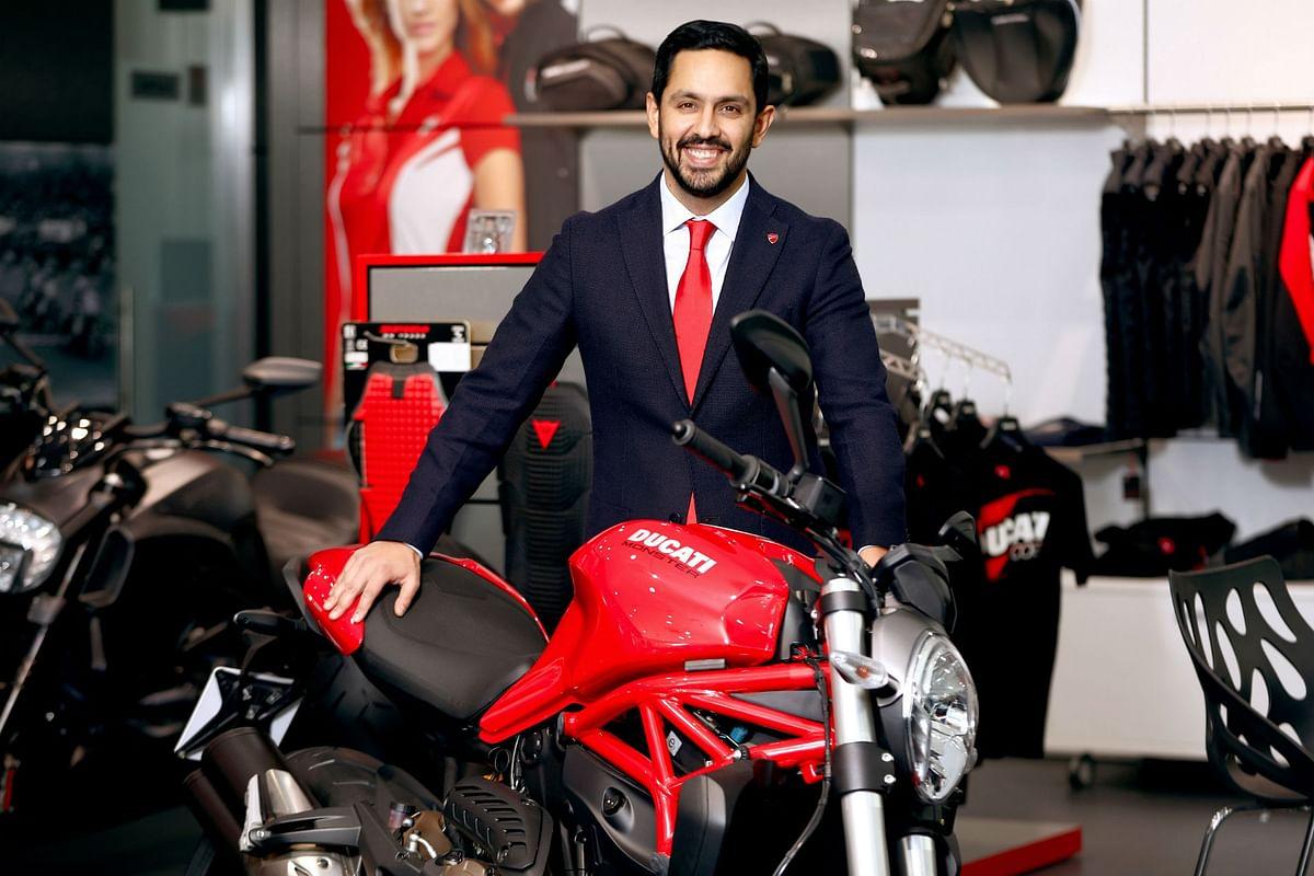 Ducati India sells 1,000 units