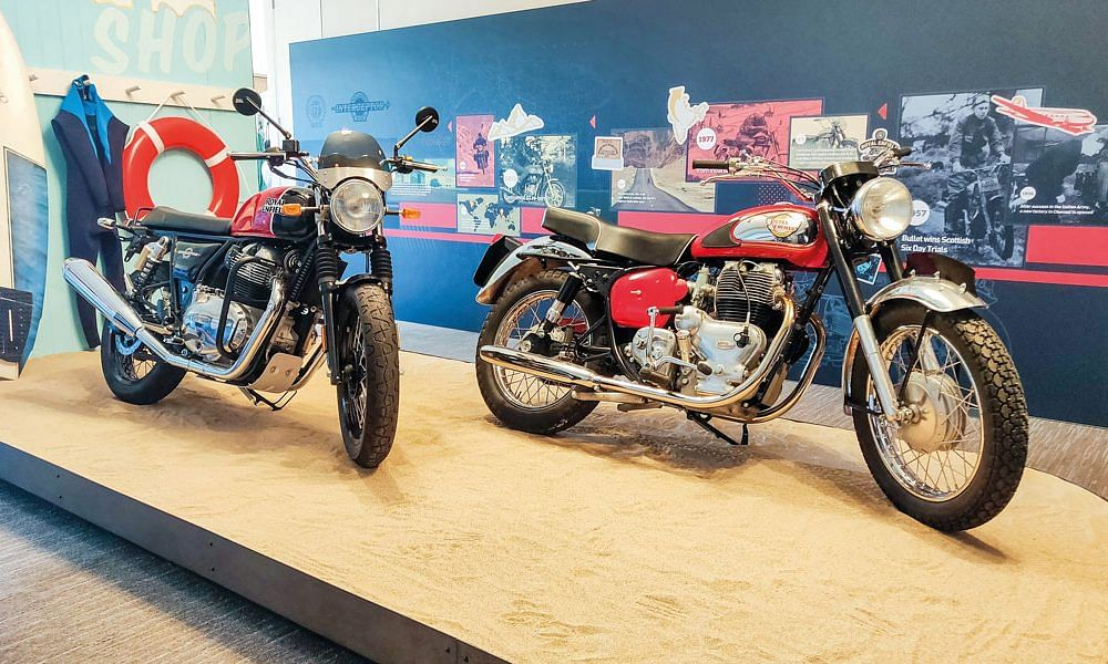 Royal Enfield to open its CKD assembly plant in Thailand