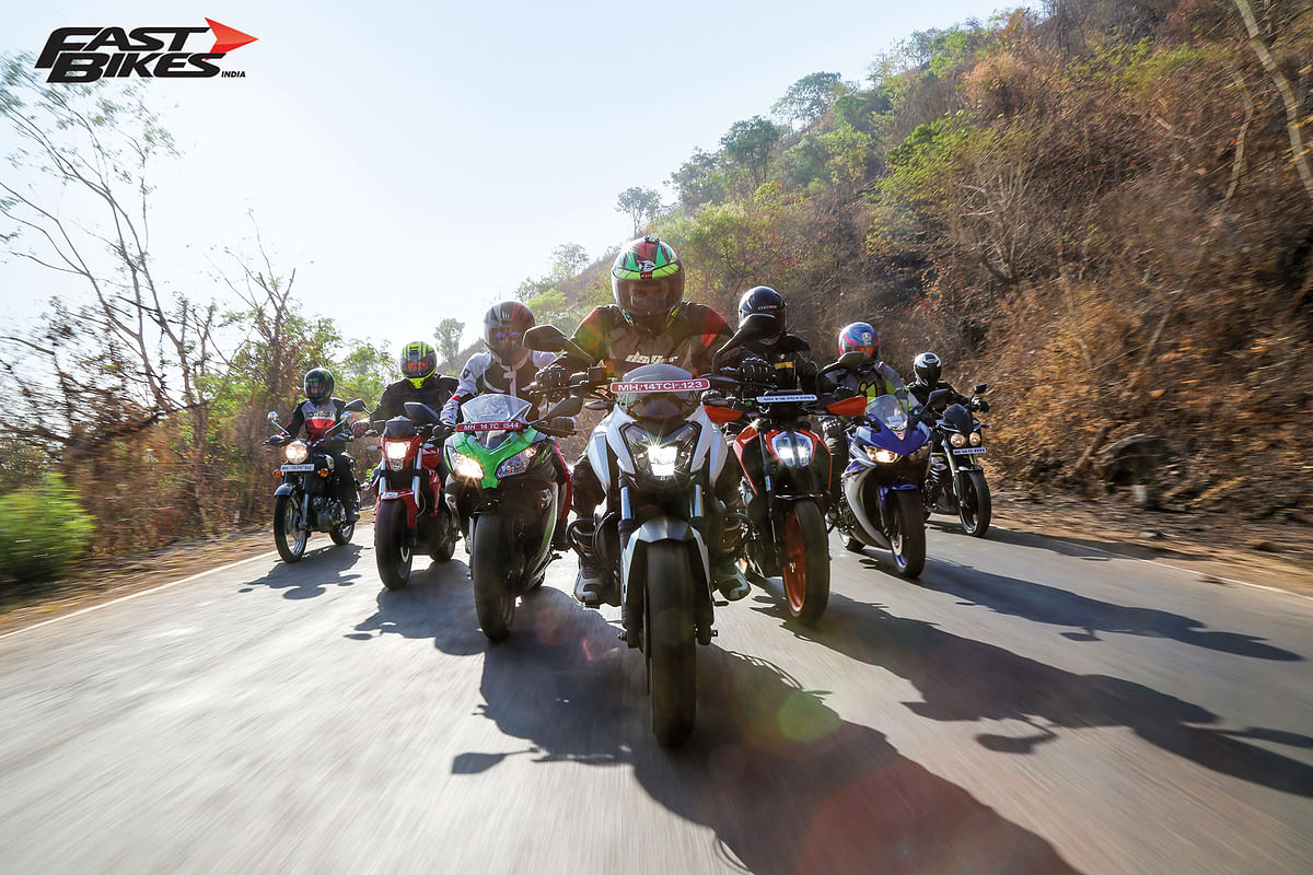 Magnificent Seven: Enthusiast motorcycles on a budget