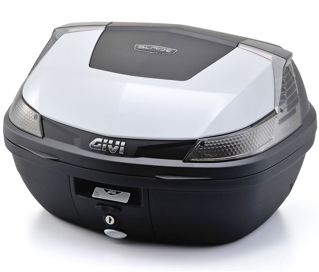 Motorcycle gear: Givi Monolock Case B47 series