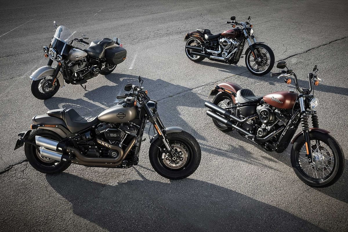 Harley-Davidson to launch the 2018 Softail range in India on October 12