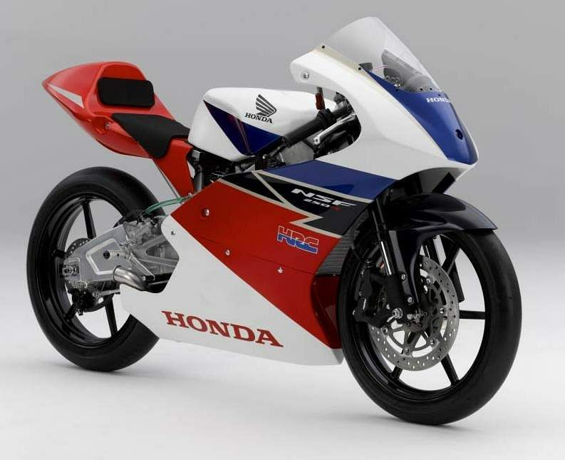 Honda to race its Moto3 machine NSF 250R in India