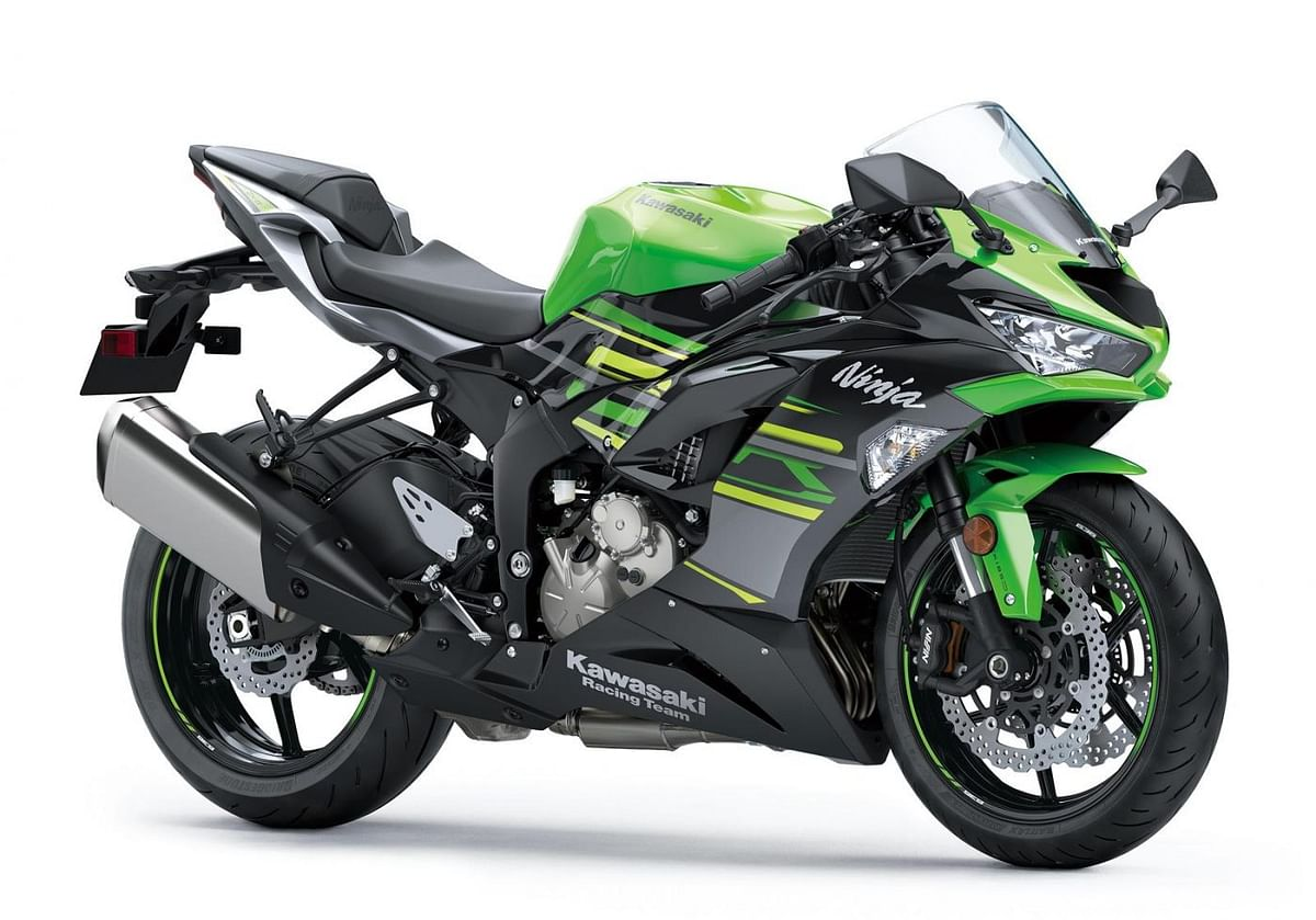 Kawasaki India opens bookings for MY20 Ninja ZX-6R