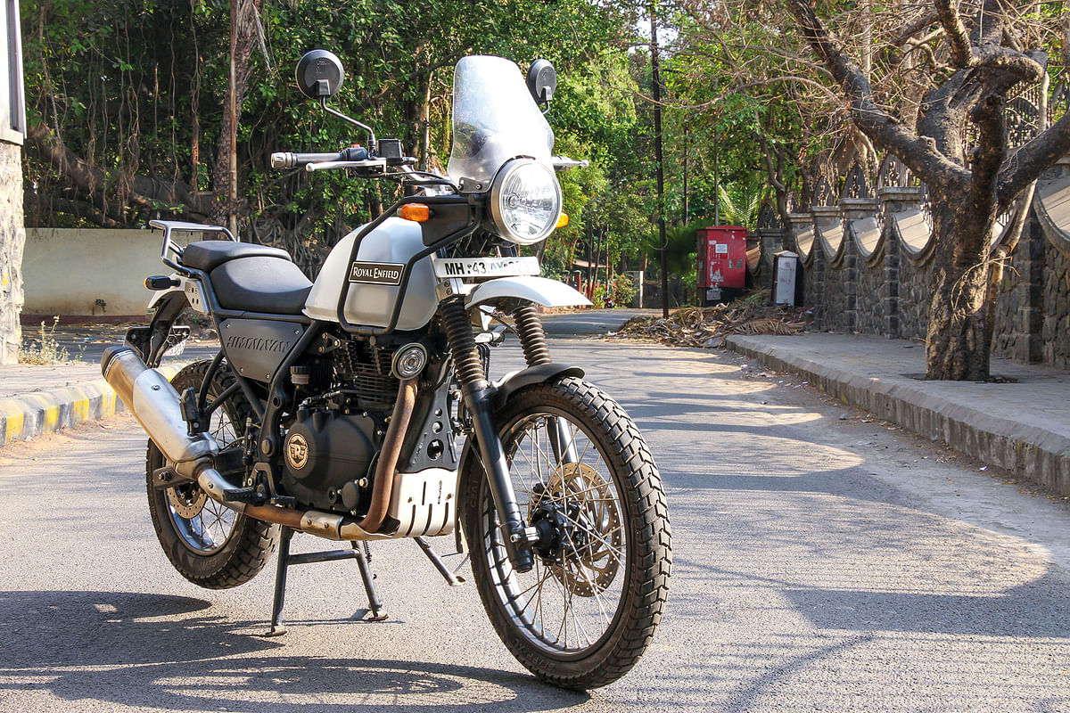 Long-term: Royal Enfield Himalayan