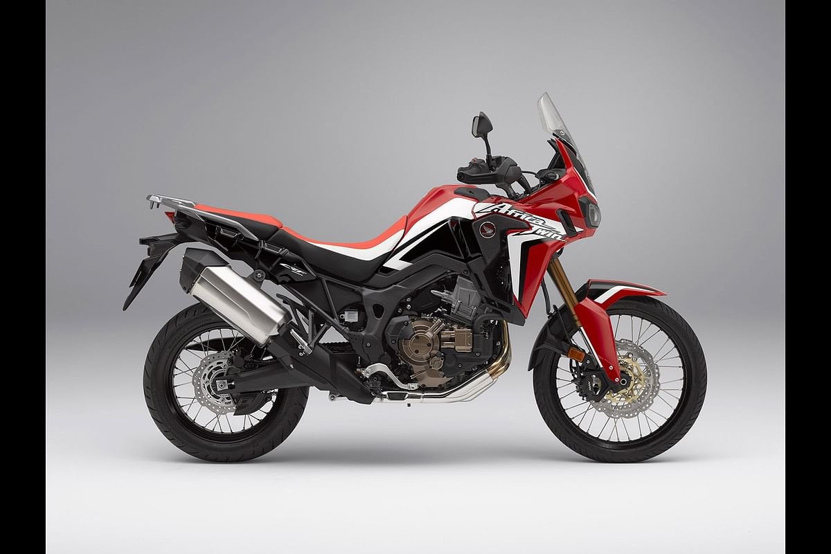 Honda opens bookings for 2018 Africa Twin