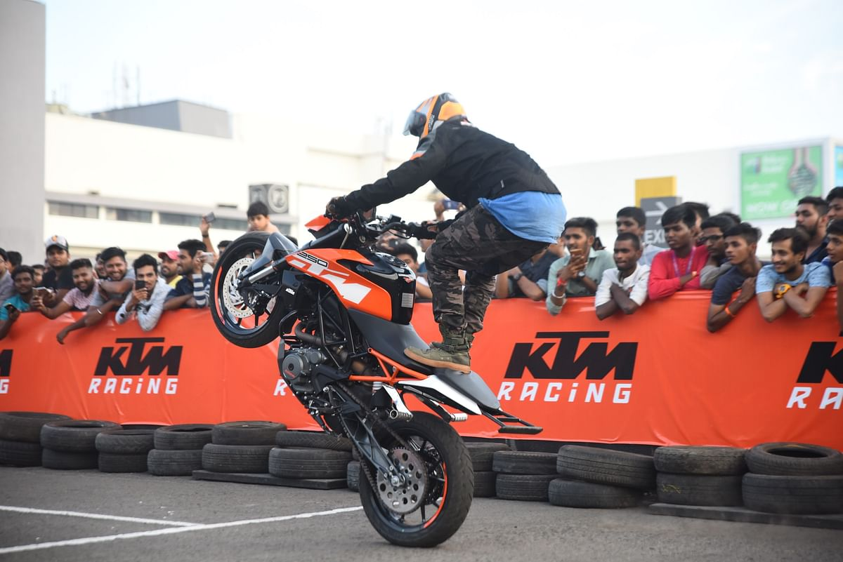 KTM set to organise Orange Day on December 15