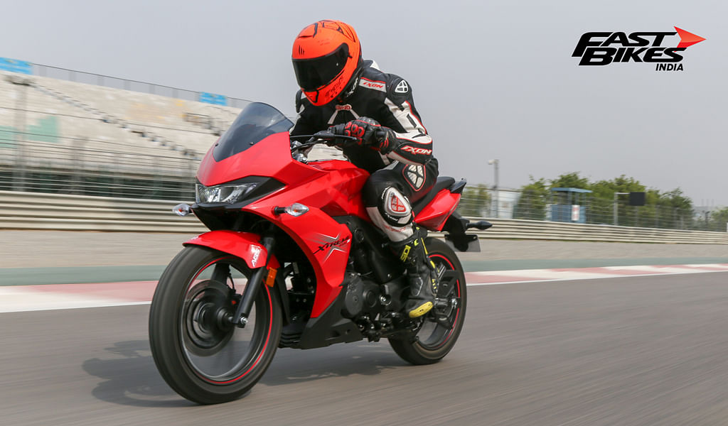Hero Xtreme 200S – First ride review
