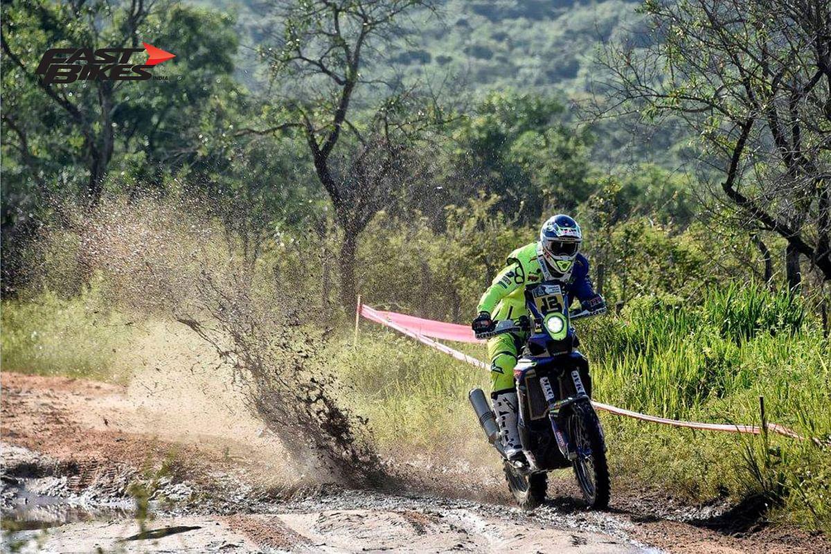 "Dakar 2017: ""Long, painful, dusty"""