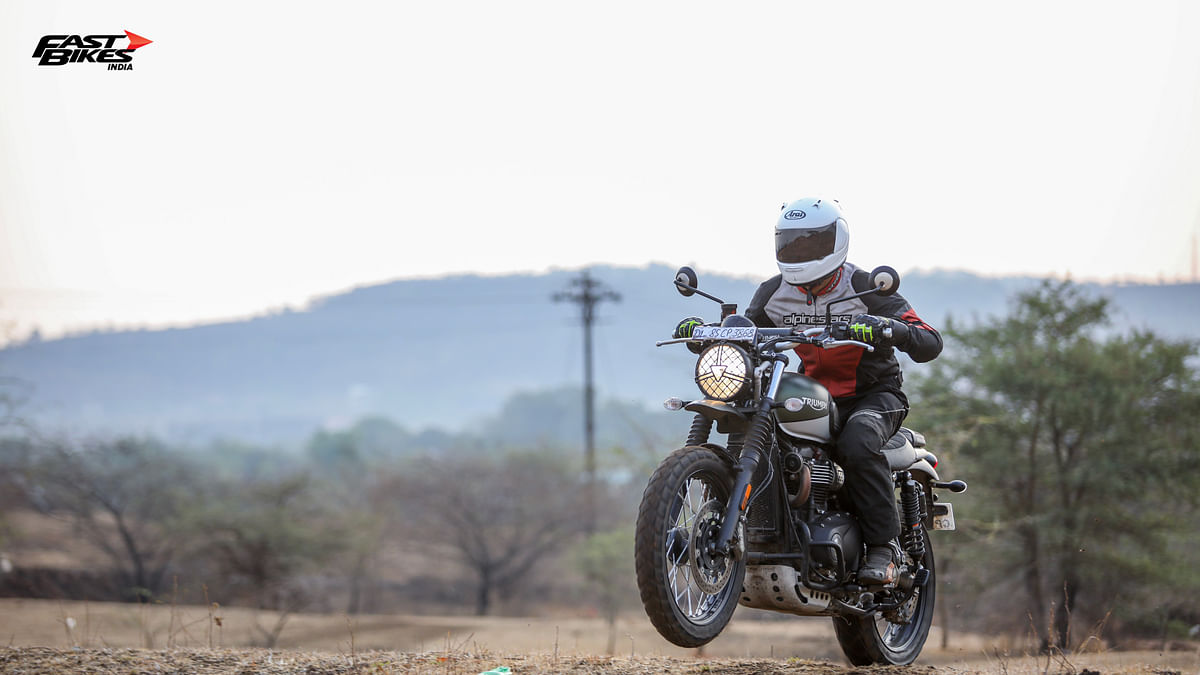 Triumph Street Scrambler: The Street Twin that goes further