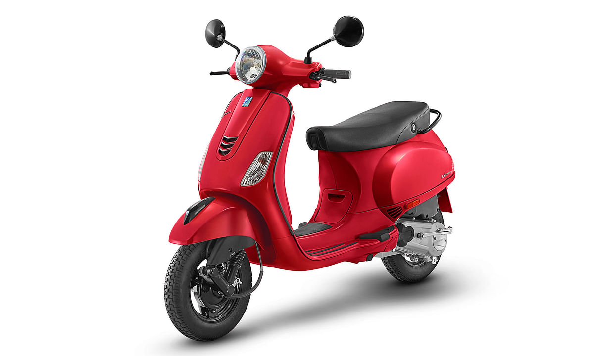 Piaggio launch the latest addition the Vespa Fleet, the Vespa Urban Club 125