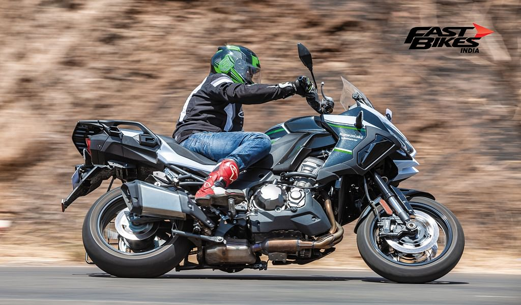 Tour De Sport: Multistrada 950 vs Versys 1000
