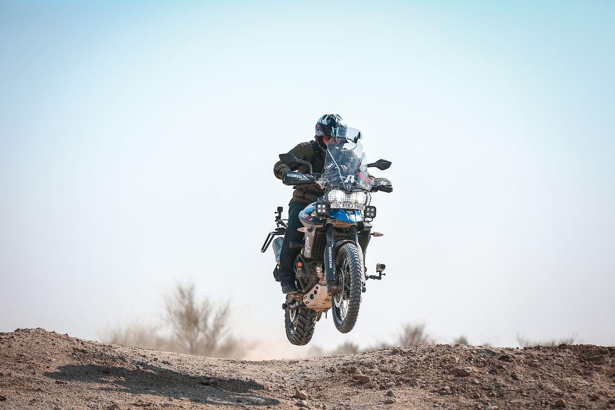 Triumph Tiger Trails: Splendid Spiti 3.0