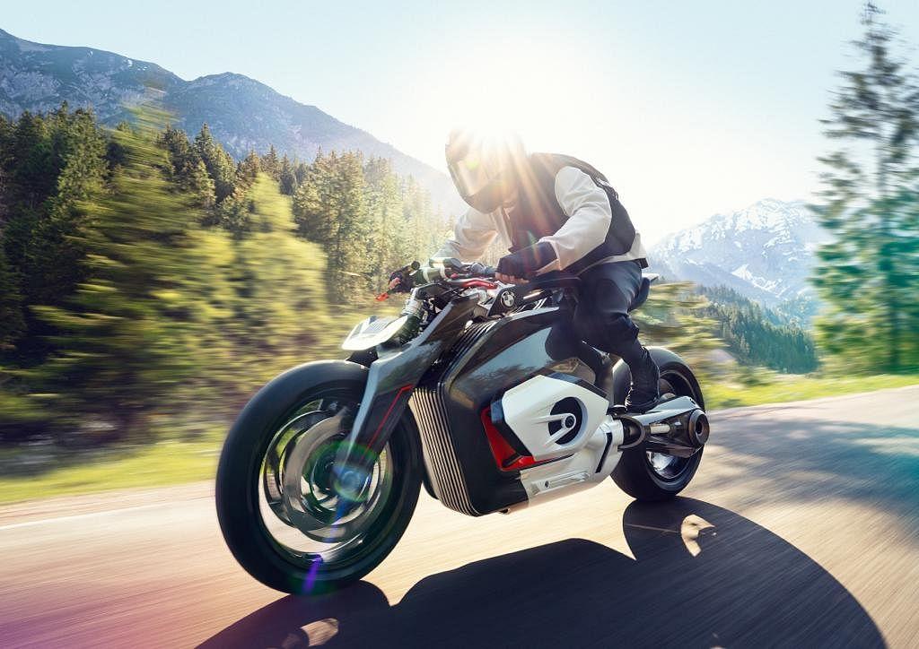 BMW Motorrad unveils Vision DC Roadster concept