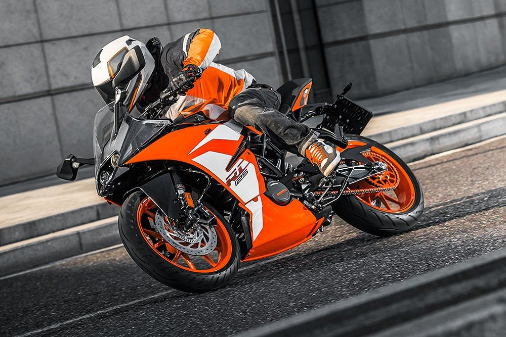 KTM RC 125 headed to India later this month