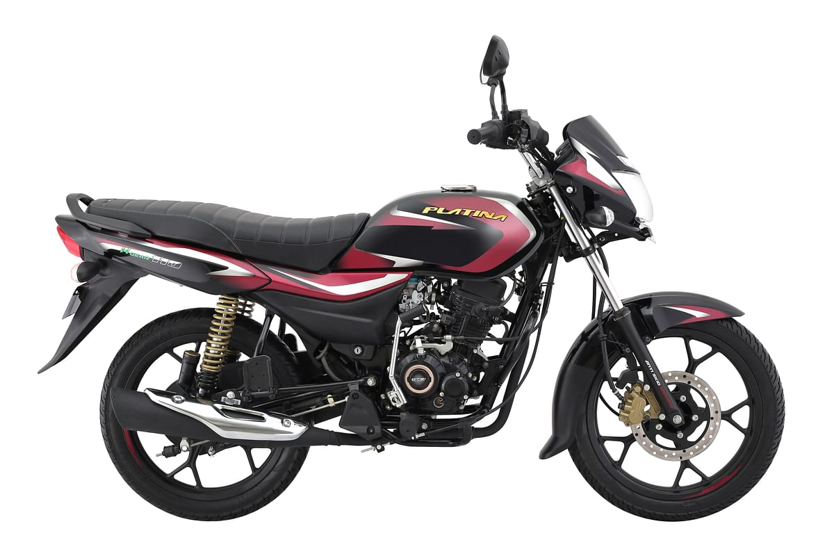 Bajaj Auto launches the Platina 110 H-Gear