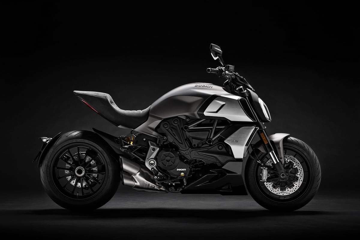 Ducati Diavel 1260 launching in India on August 9