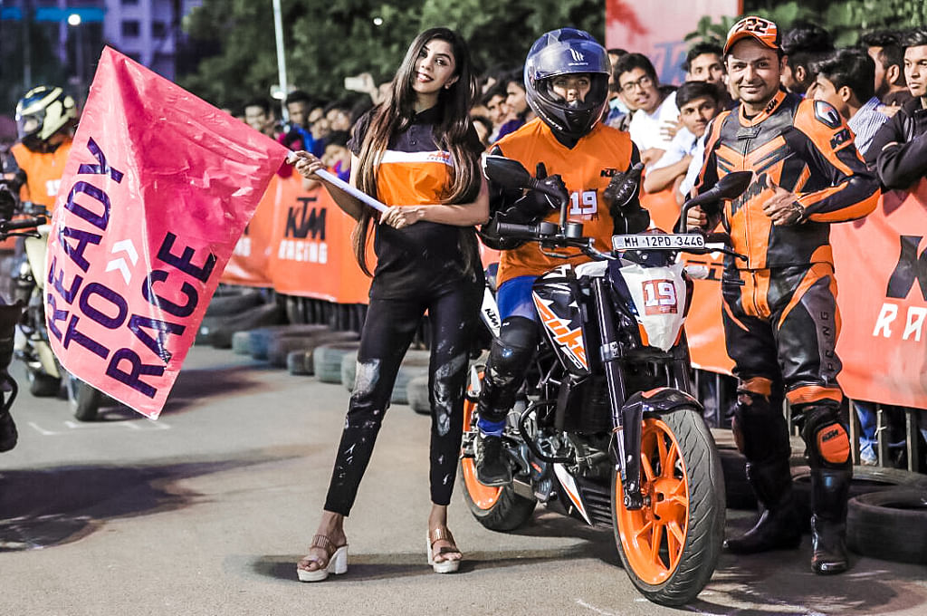 Interview with Moksha Bhosle - A young motorcycling enthusiast!