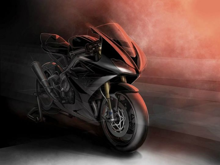 Triumph confirms limited-edition Daytona 765