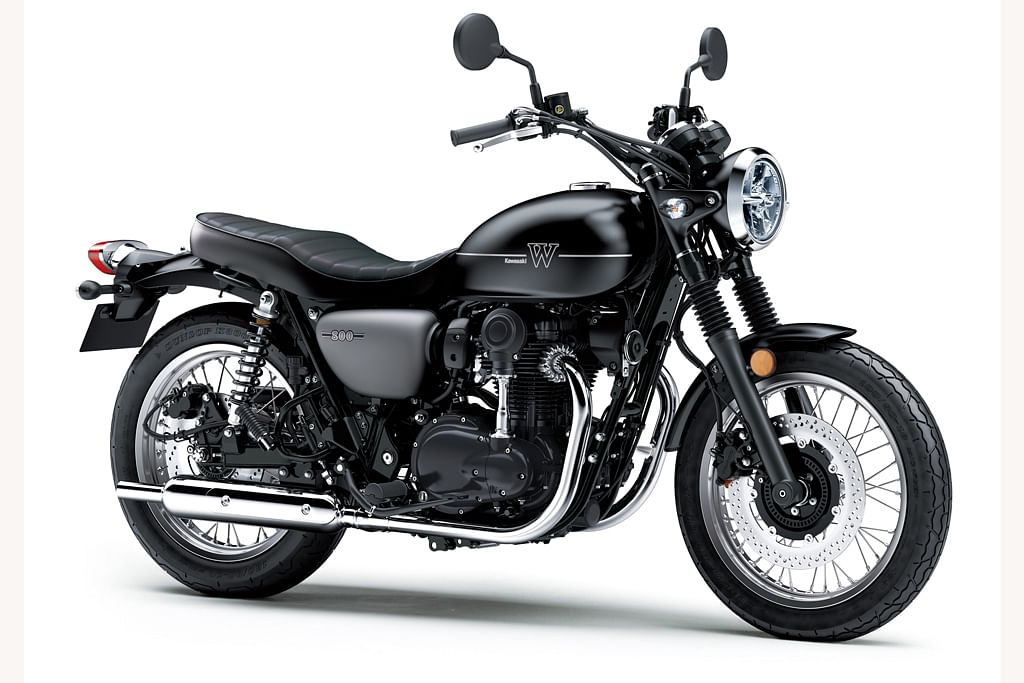 Kawasaki launches the W800 Street in India for Rs 7.99 lakh