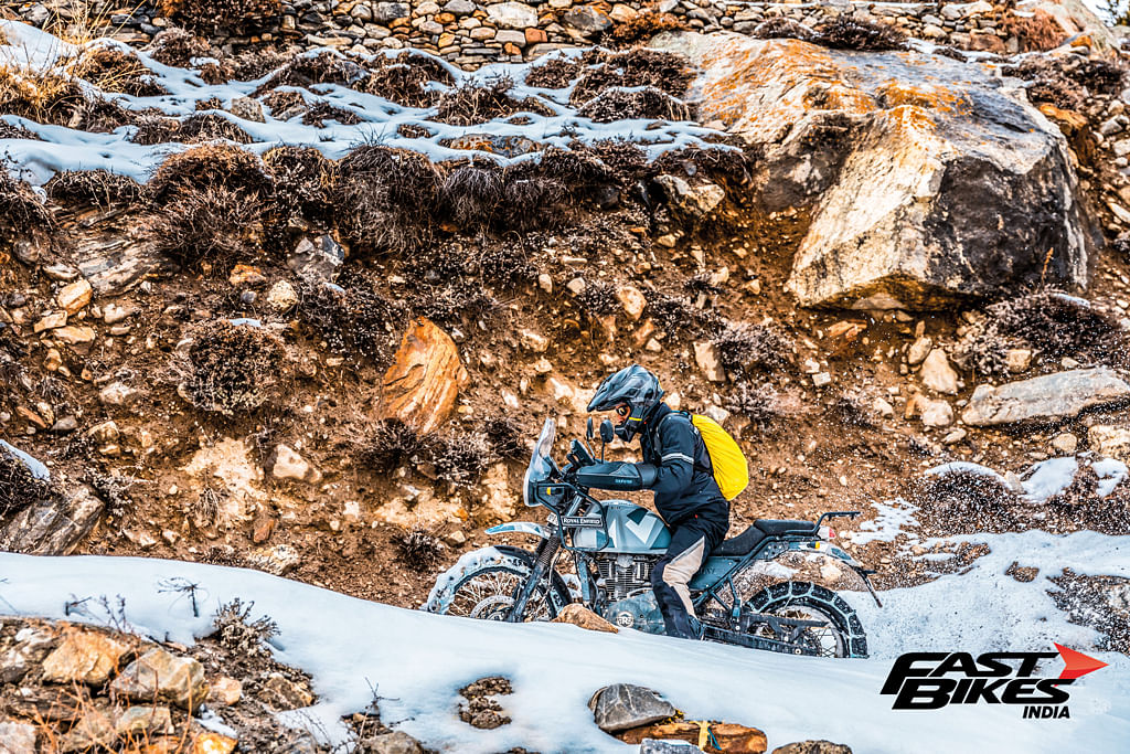 Royal Enfield opens service centres in Keylong and Kaza