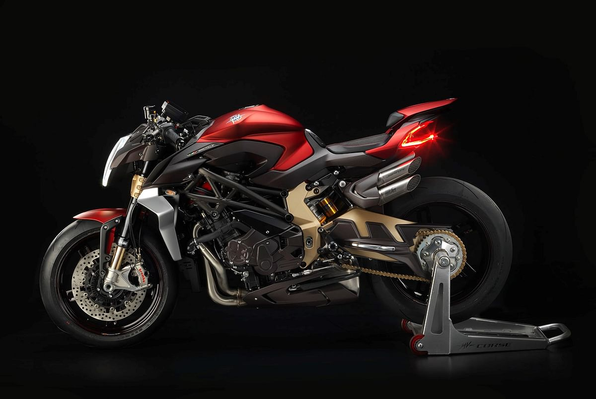 Accessible versions of the Superveloce 800 and Brutale 1000 confirmed