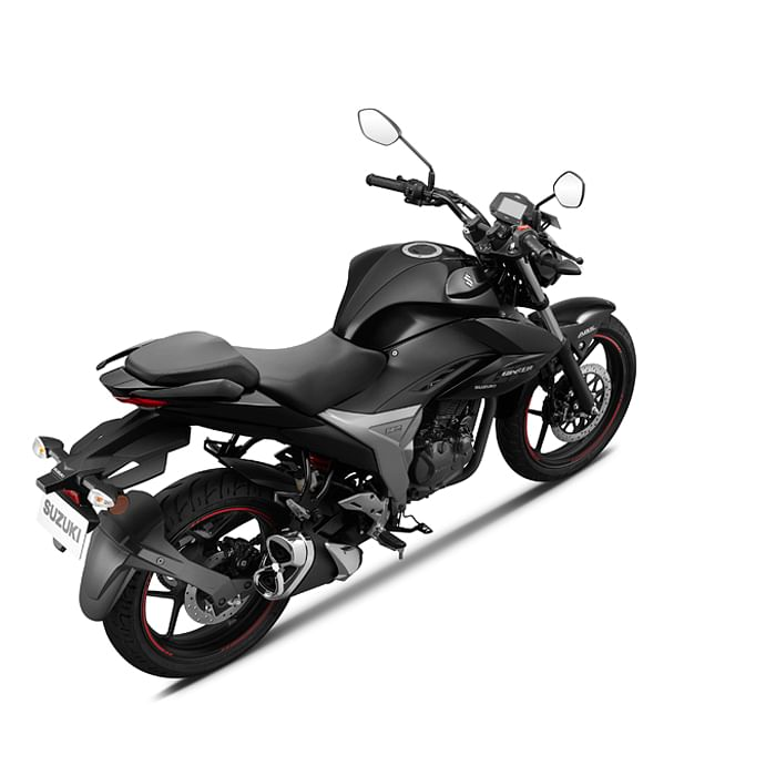 Suzuki launches the 2019 Gixxer at Rs 1 lakh