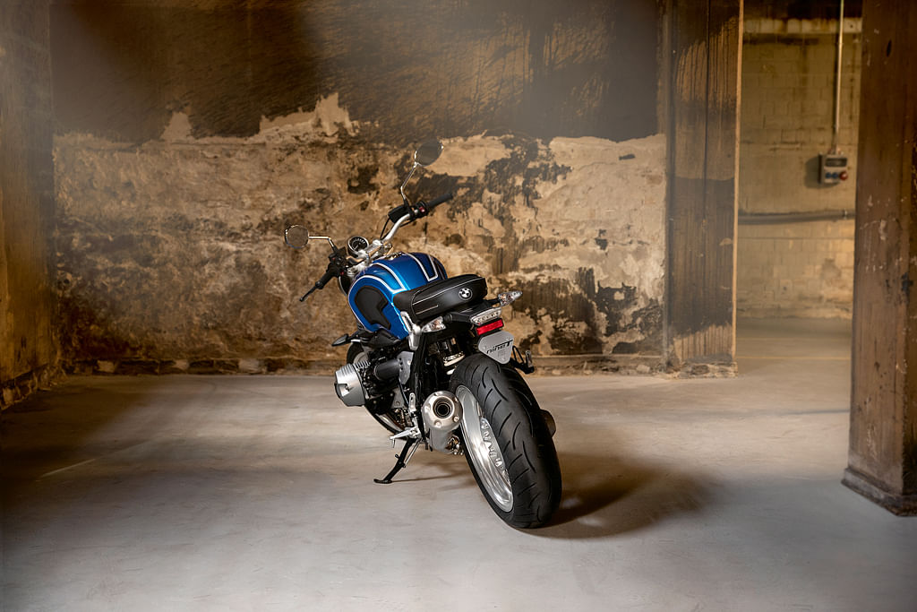 BMW Motorrad announces the R nineT/ 5 model