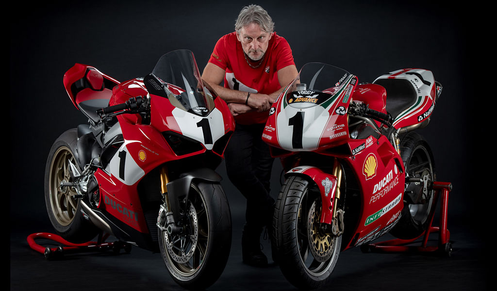 Ducati launches the limited-edition Panigale V4 25° Anniversario at Rs 54.9 lakh