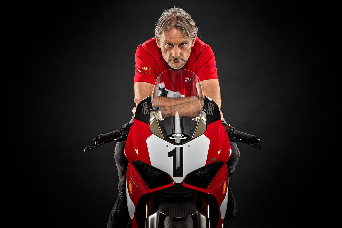 Ducati announces a limited-edition Panigale V4