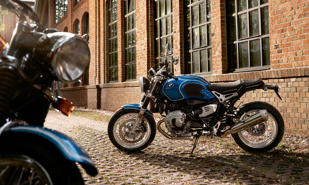 BMW Motorrad announces the R nineT/ 5 model