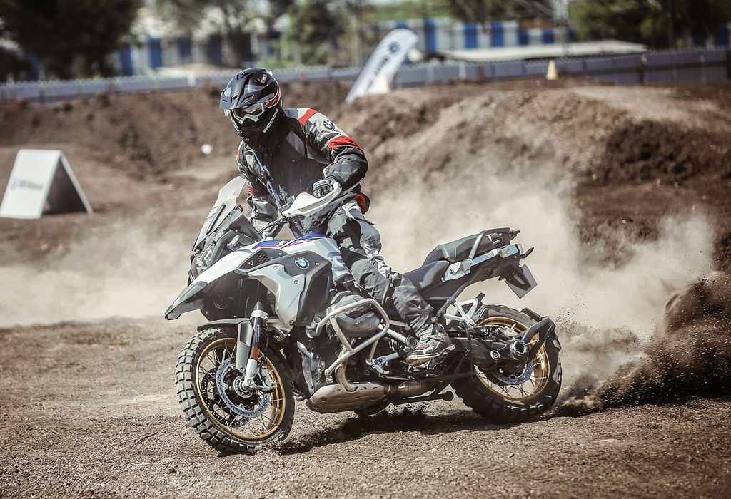BMW GS Experience 2019: School of Dirt