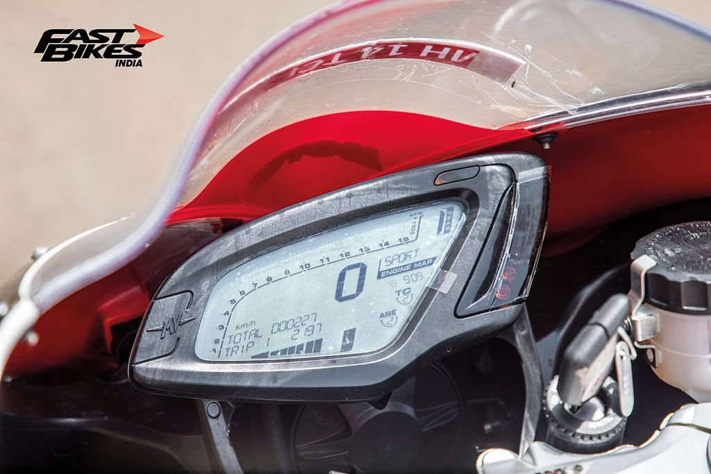 MV Agusta F3 800 RC: First Ride Review