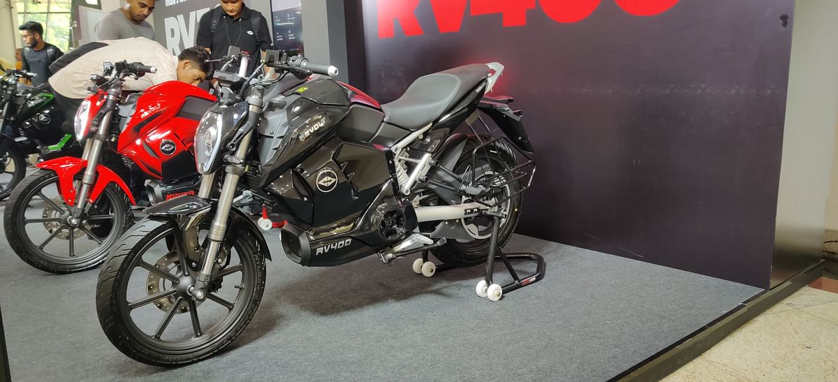 Revolt Motors launches the RV 300 and RV 400 in India