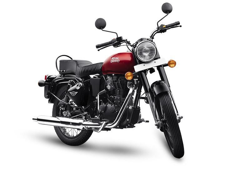 Royal Enfield launches new entry-level 350cc models