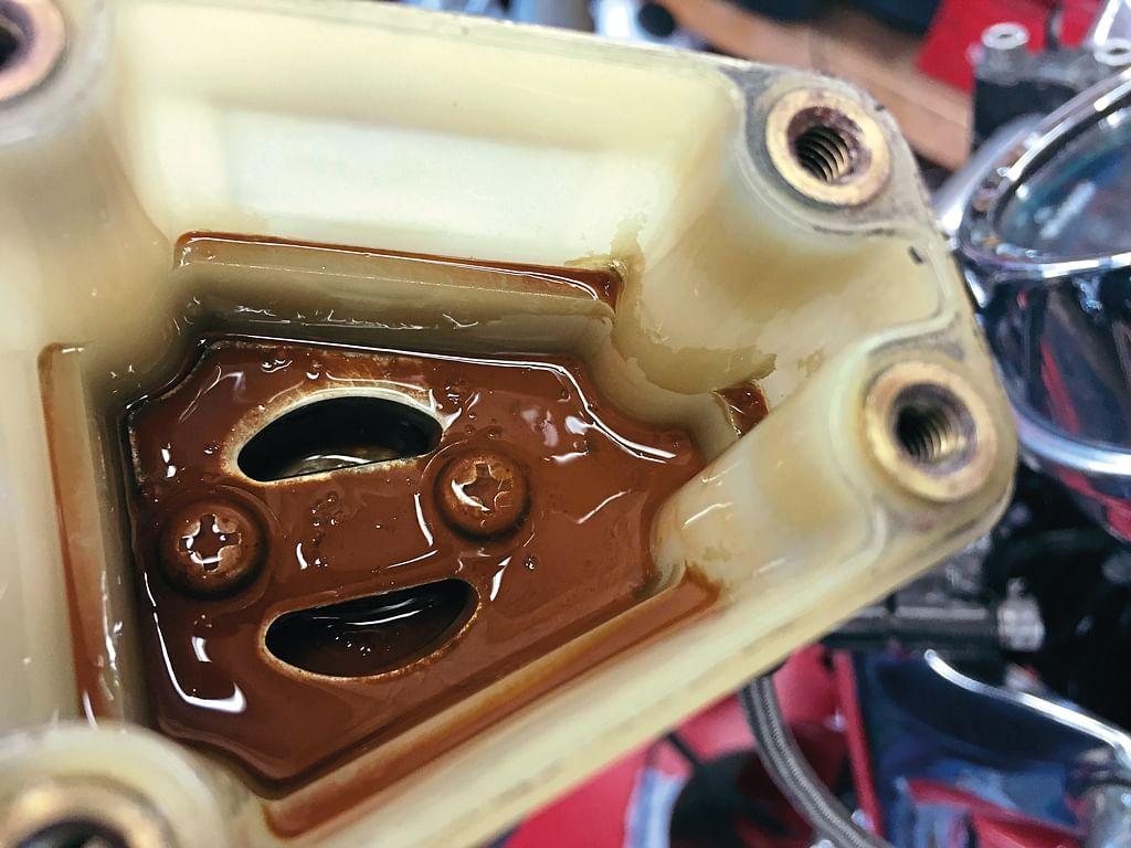 Tech talk: Know your brake fluid