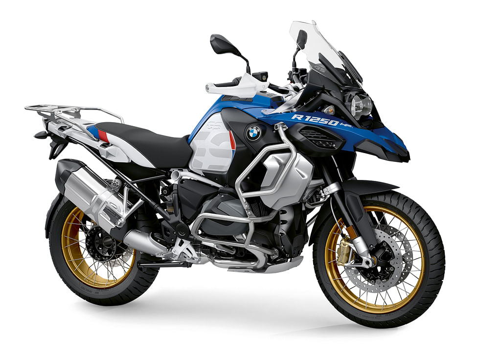 BMW R1250 GS Adventure & R1250 RT: First ride review